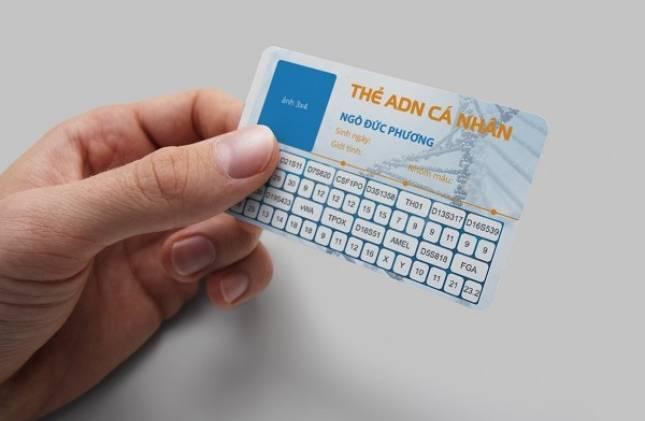 Thẻ ADN để xác định danh tính trong các vụ thảm họa, tai nạn