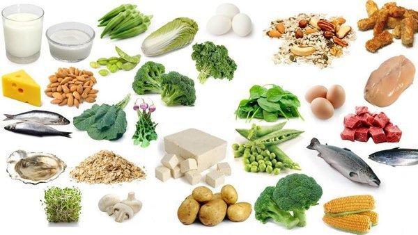 Chế độ dinh dưỡng giảm mỡ tăng cơ